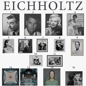 3d model of eichholtz prints