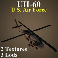3d sikorsky usa helicopter