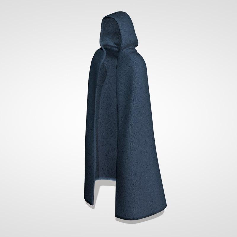 3d cloak