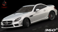 Mercedes-Benz SLK55 AMG 2012