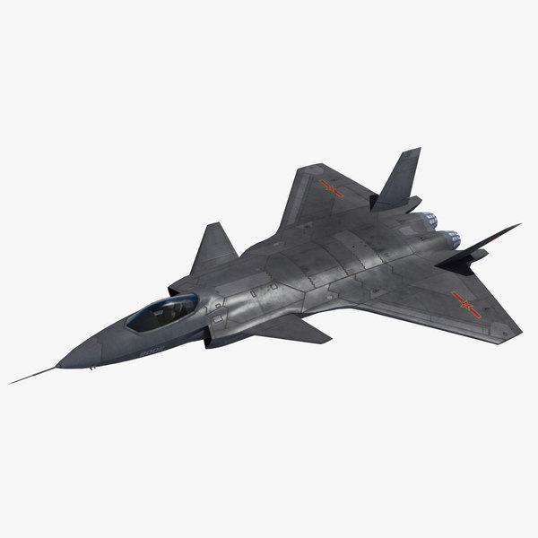 j-20 black eagle stealth fighter 3ds