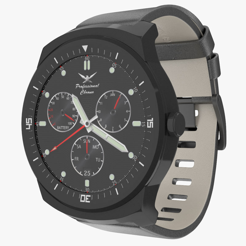 3d lg watch g r