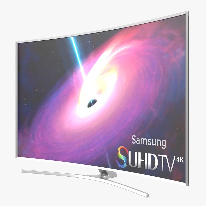 3d samsung curved smart tv