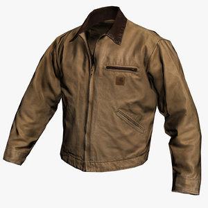 3d jacket interstellar