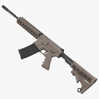 assault riffle generic sandy 3ds