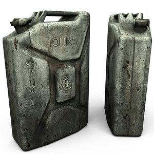rusty jerry 3d max
