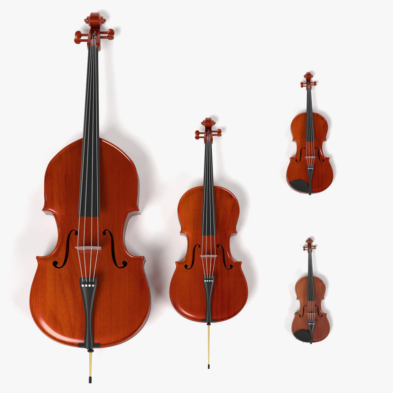 bowed strings 3ds
