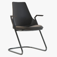 3d model sayl chair