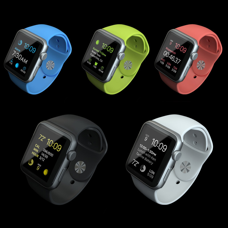 apple watch sport ma
