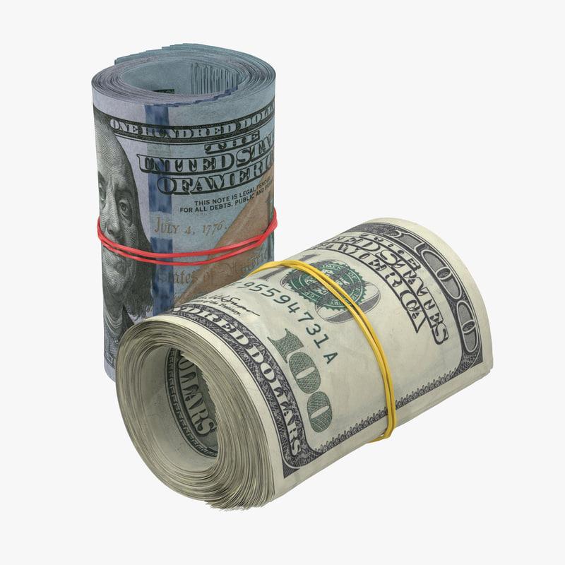 dollar roll 3d 3ds