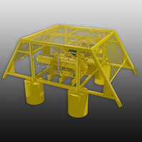 Subsea Separator Template