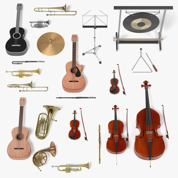 blend large musical instruments