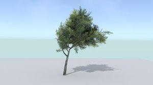 obj tree scenery