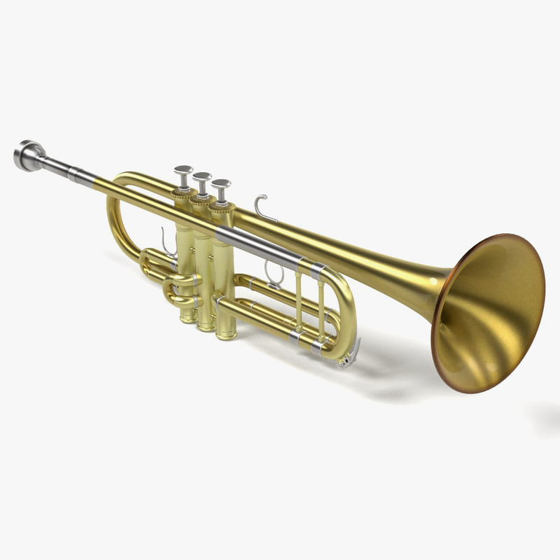 trumpet used 3ds