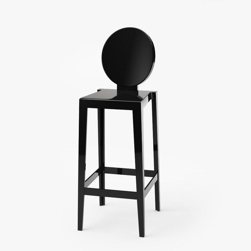 dwg kartell bar stool
