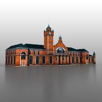 Railway station v1