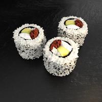Sushi Hosomaki Avocado