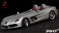 Mercedes-Benz SLR Stirling Moss 2009