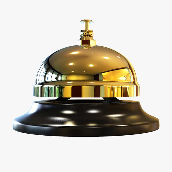 3d office bell