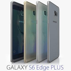 3d samsung galaxy s6 edge