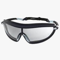 safety glasses pyramex modeled 3d obj