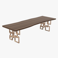 max hudson dining table