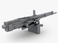 soviet machine gun 3d 3ds