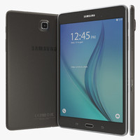 samsung galaxy tab 8 3d model