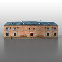 3d brest fortress
