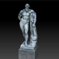 maya statue farnese hercules