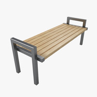 max outdoor bench