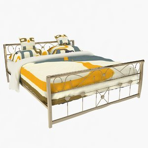 3ds max children bed