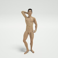 3ds max sexy nude guy post