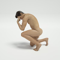 sexy nude guy post fbx
