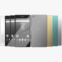Sony Xperia Z5 All Colors
