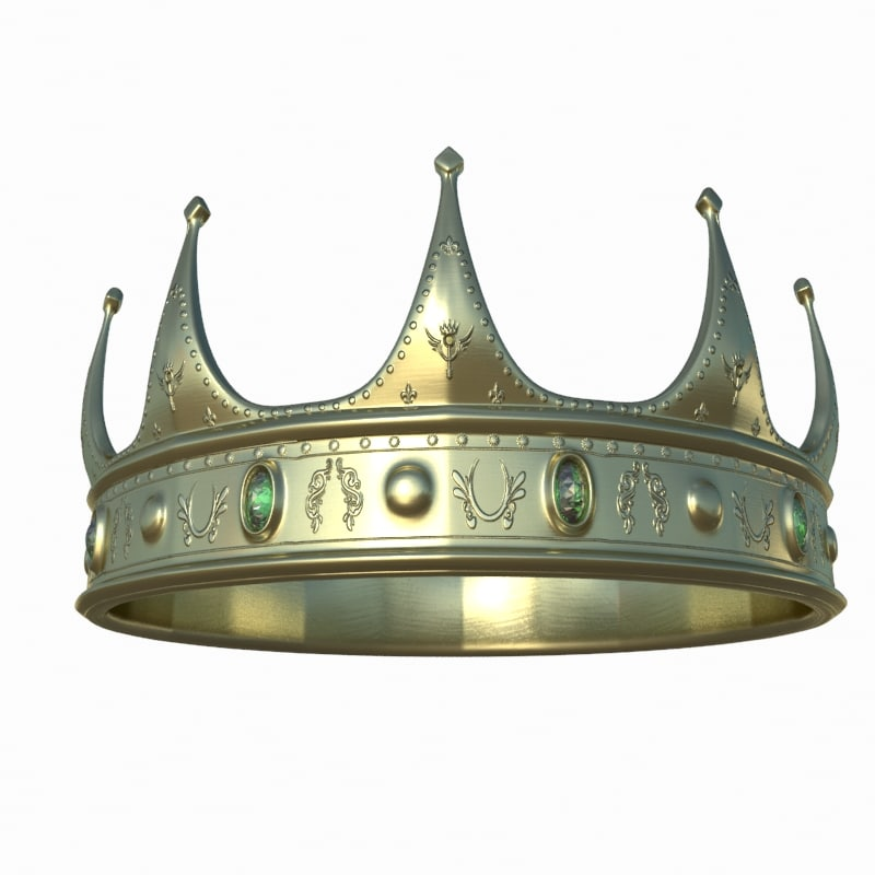 3d crown royal