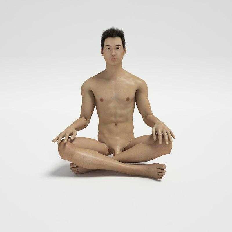 nude boys 3d 3d sexy nude guy post
