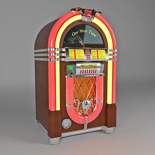 max wurlitzer jukebox
