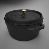 Staub La Cocotte - cooking pot