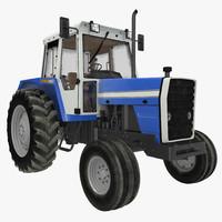 3dsmax vintage tractor generic