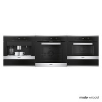 3d miele appliances