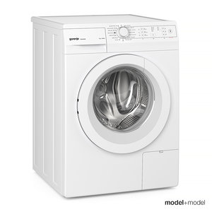 gorenje washing machine dryer obj