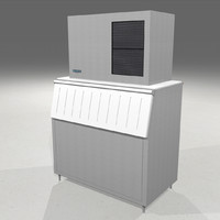 c4d ice maker machine