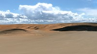 3d model landscape nigerian desert nigeria