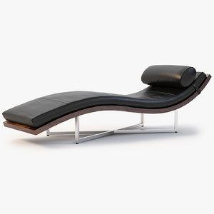 3d 3ds bolier domicile chaise