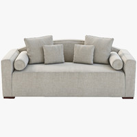 modern luxury sofa 3d 3ds