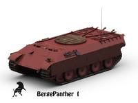 bergepanther panther fbx