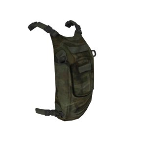 3ds max military small backpack