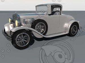 3d dodge 30s model