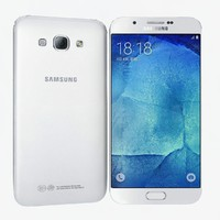samsung galaxy a8 3d model